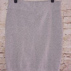 Halogen Skirts - {Halogen} sweater skirt